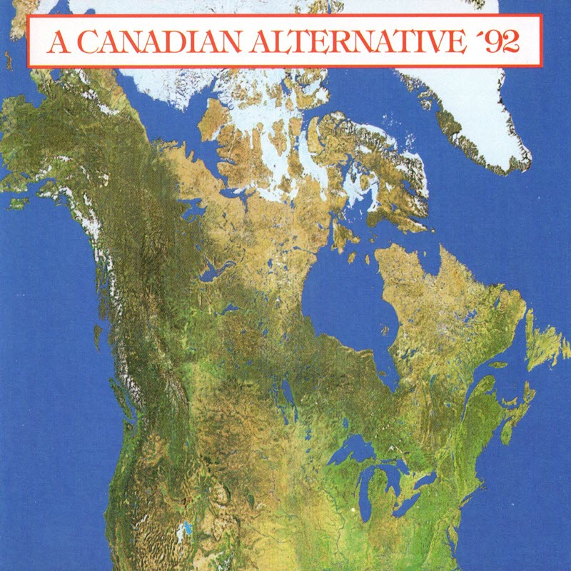 cover of A Canadian Alternative '92