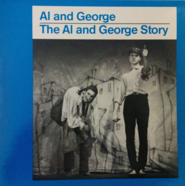 cover of The Al and George Story