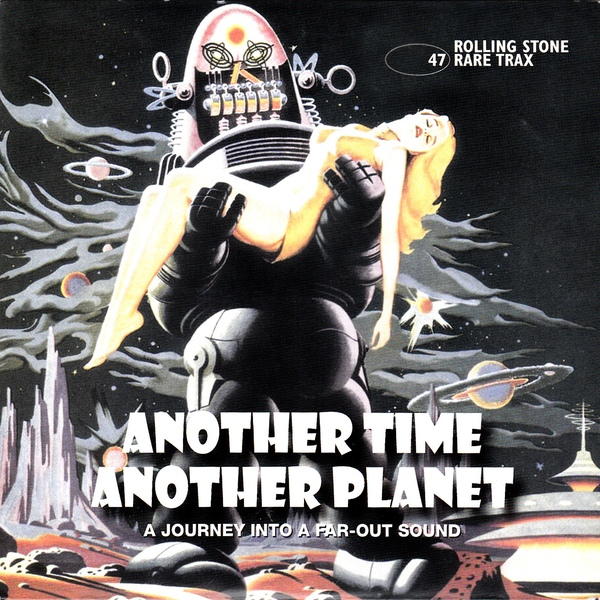 cover of Another Time Another Planet