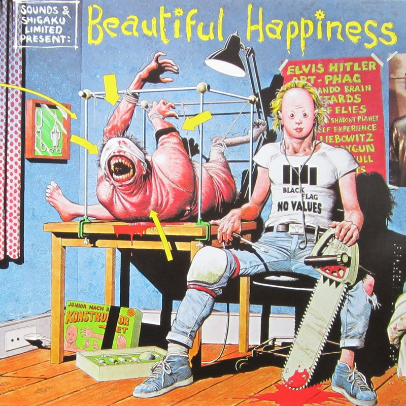 cover of Beautiful Happiness