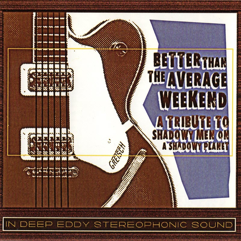 cover of Better Than The Average Weekend