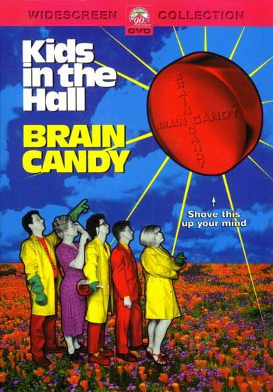 cover of the Brain Candy video