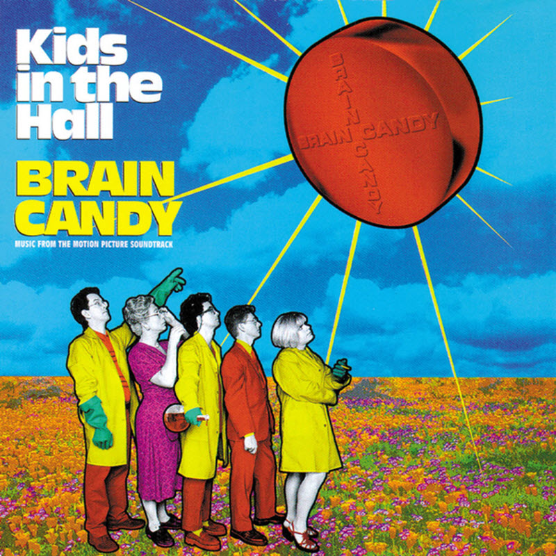 cover of Brain Candy