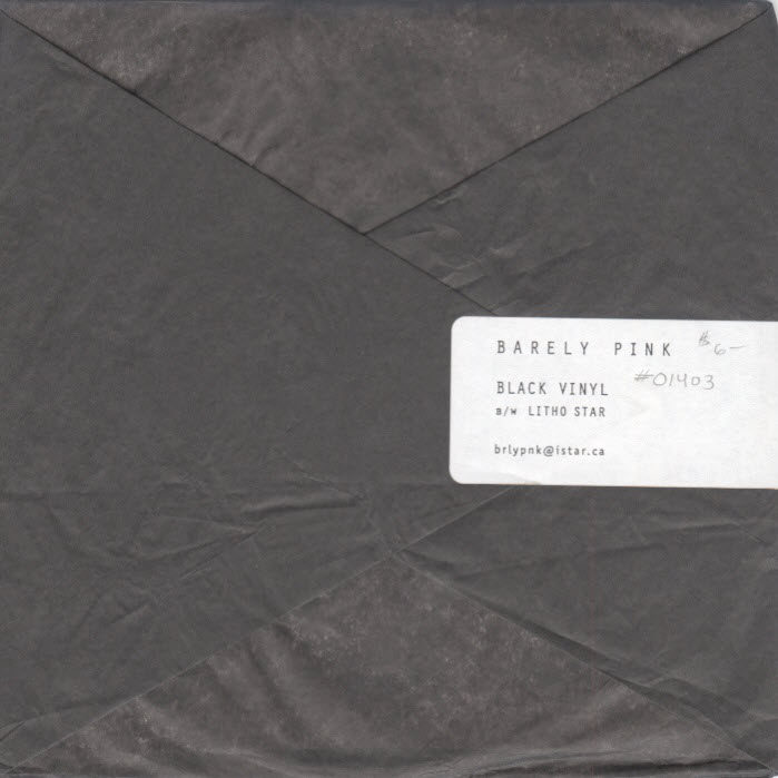 cover of Black Vinyl