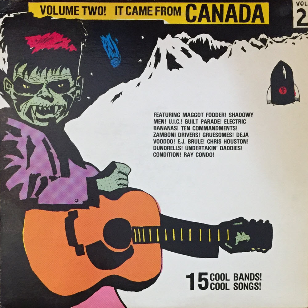 cover of It Came From Canada, Volume 2