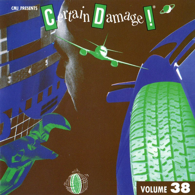 cover of Certain Damage Volume 38