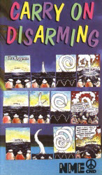 cover of Carry On Disarming