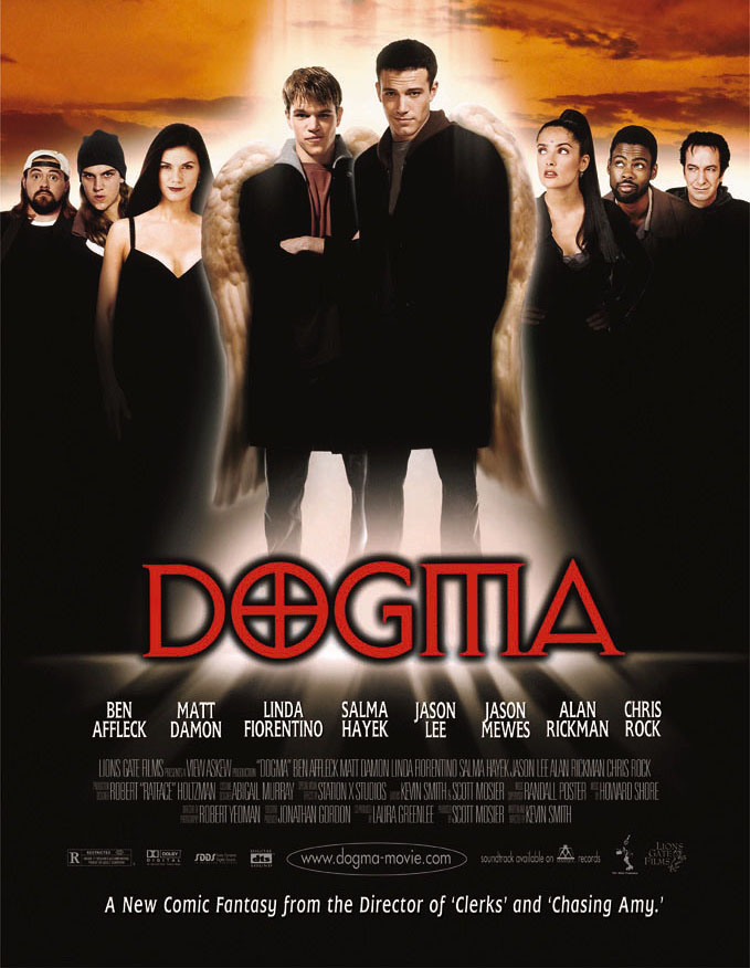 cover of the Dogma movie poster