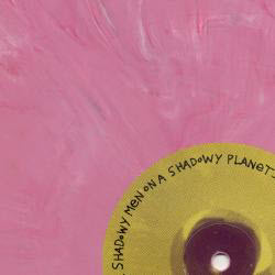 pink vinyl version of Dim The Lights, Chill The Ham
