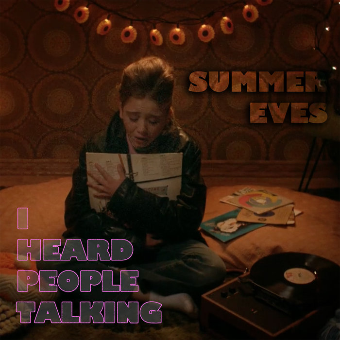 cover art for I Heard People Talking