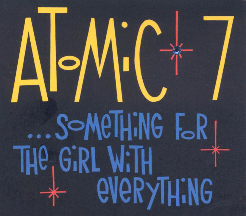 alternate cover of … Something For The Girl With Everything