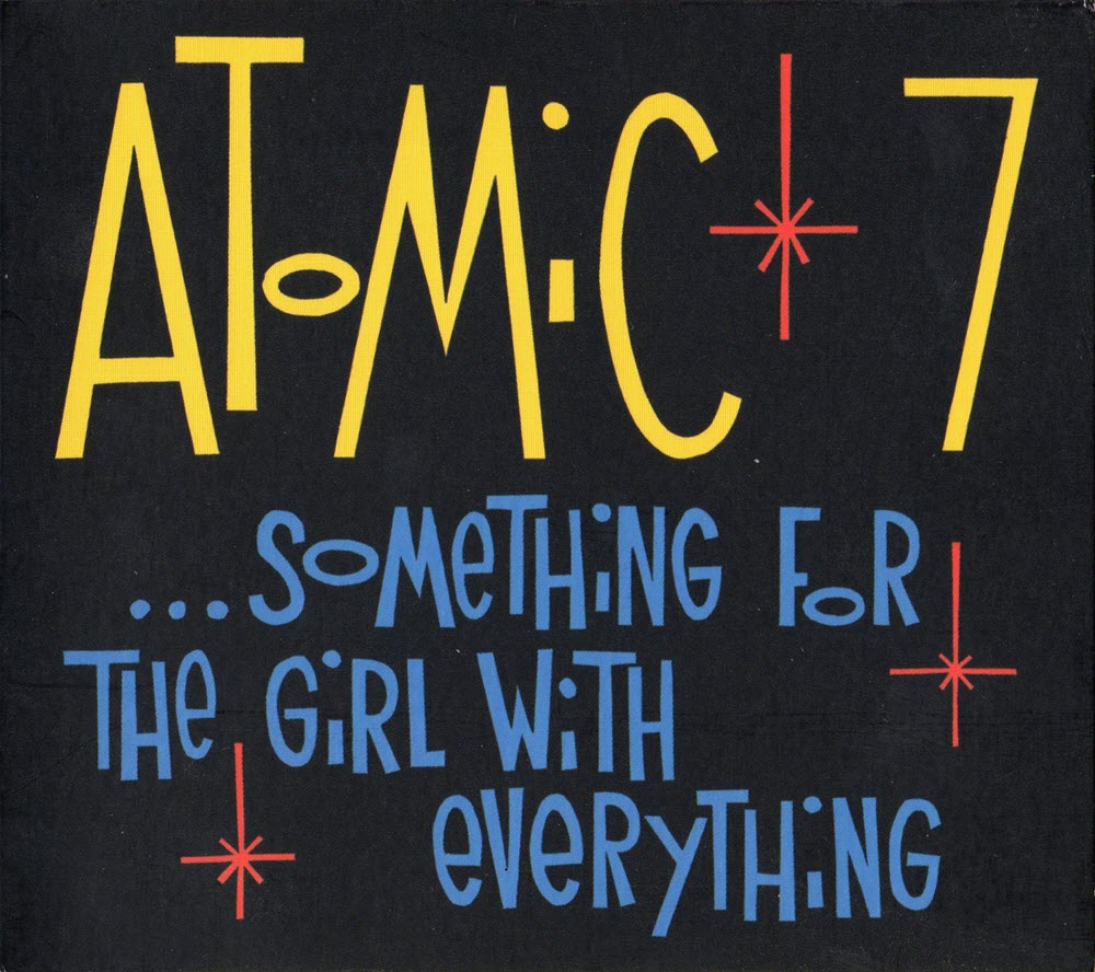 standard cover of … Something For The Girl With Everything