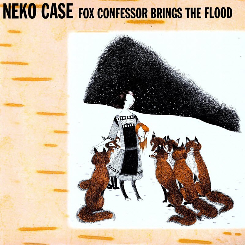cover of Fox Confessor Brings The Flood