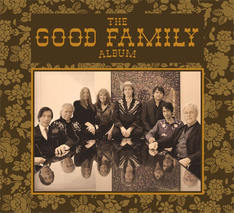 cover of The Good Family Album