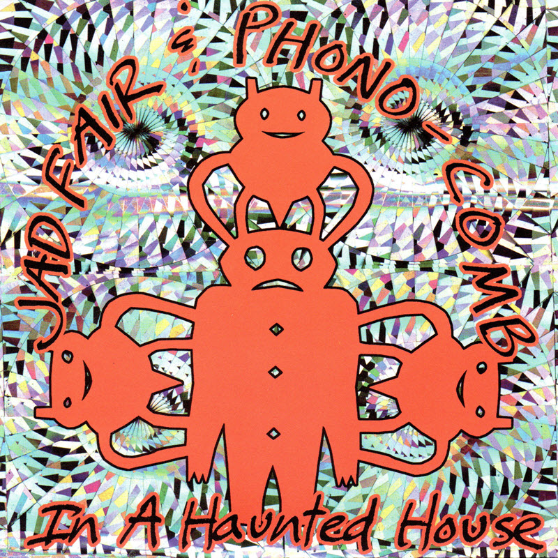 cover of In A Haunted House