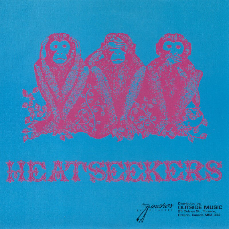 Heatseekers side of the cover