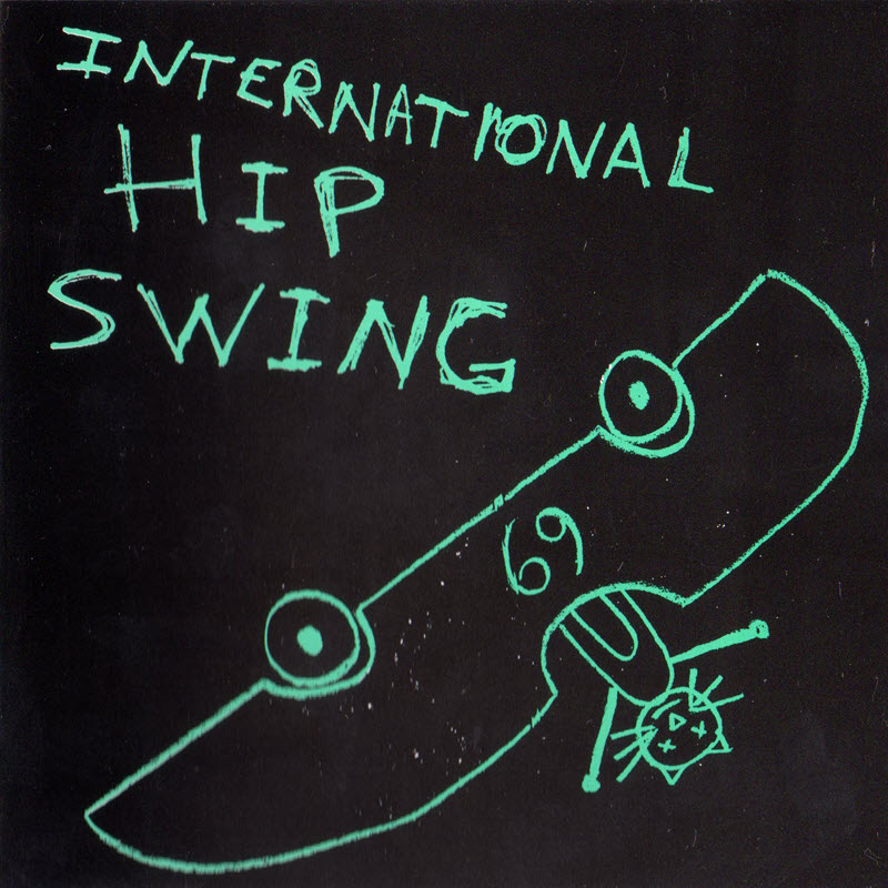 cover of International Hip Swing