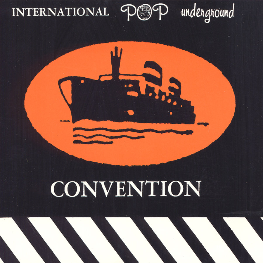 cover of International Pop Underground Convention