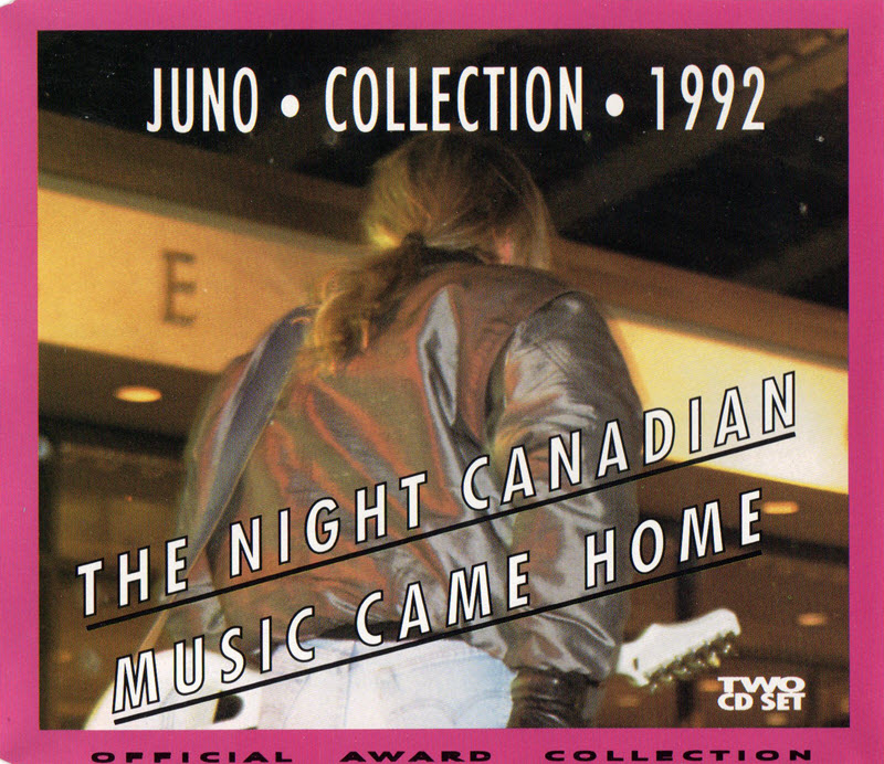cover of Juno Collection 1992