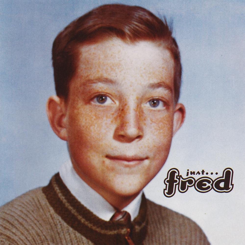 cover of Just Fred