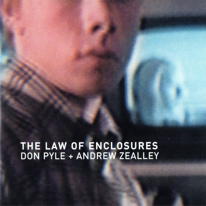 cover of the Law Of Enclosures soundtrack