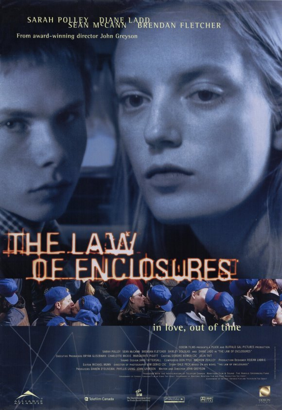 Law Of Enclosures poster