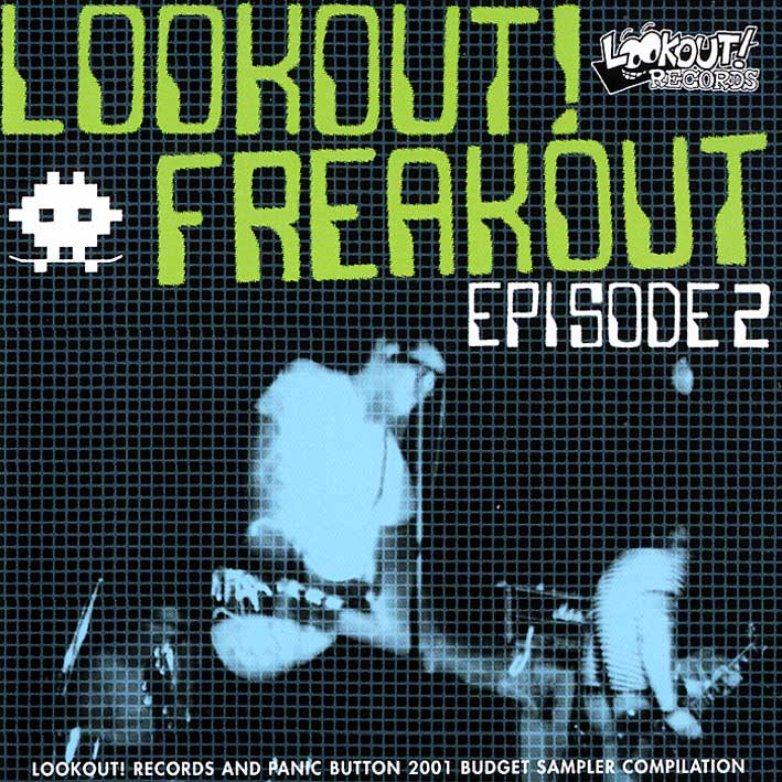 cover of Lookout! Freakout Episode 2