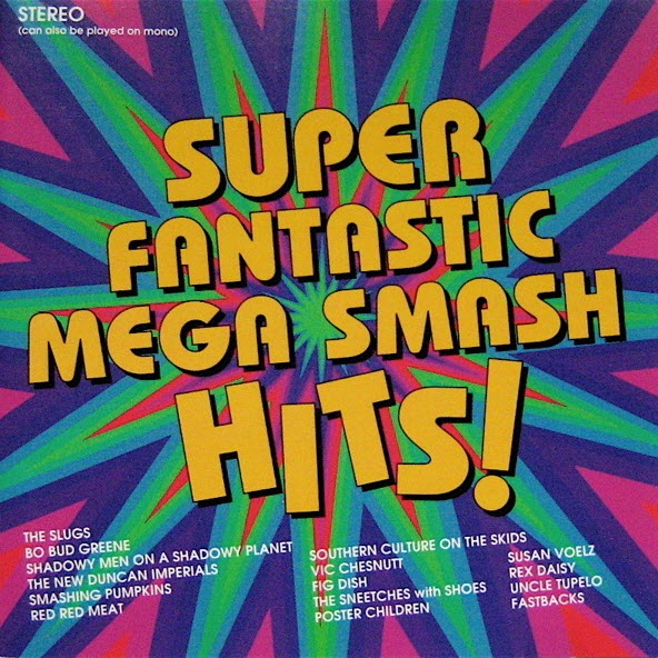 cover of Super Fantastic Mega Smash Hits!