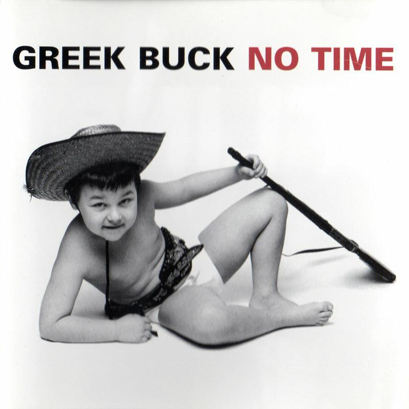 cover of No Time