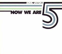 cover of Now We Are 5