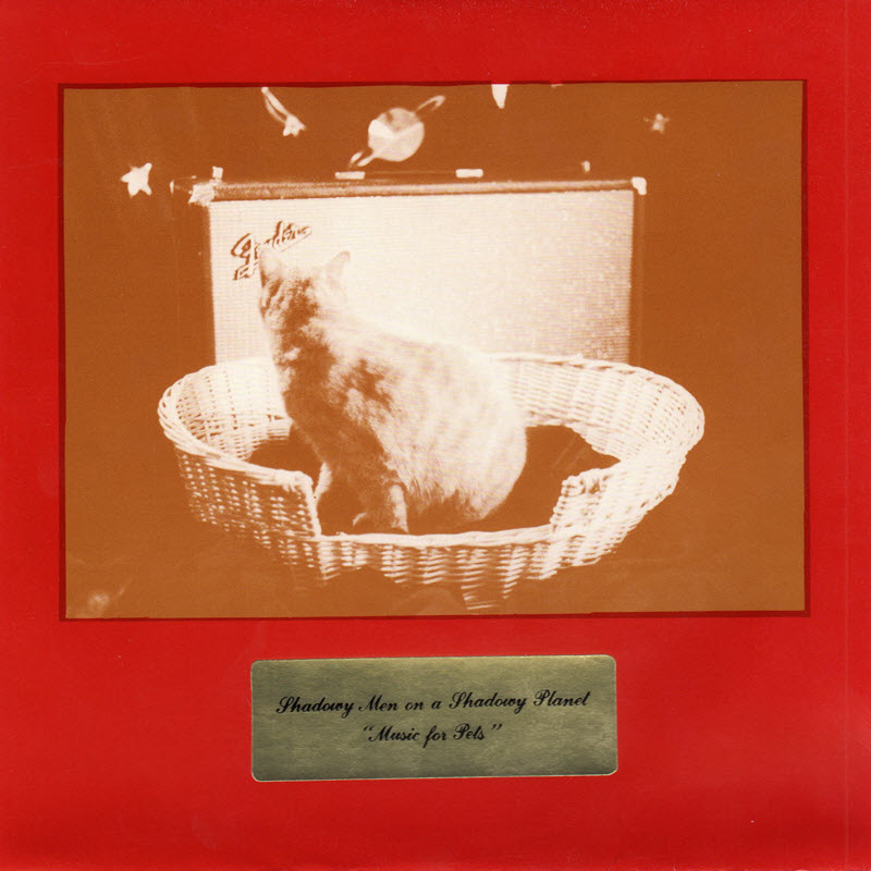 cover of Music For Pets