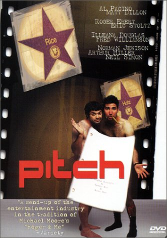 cover of the Pitch video
