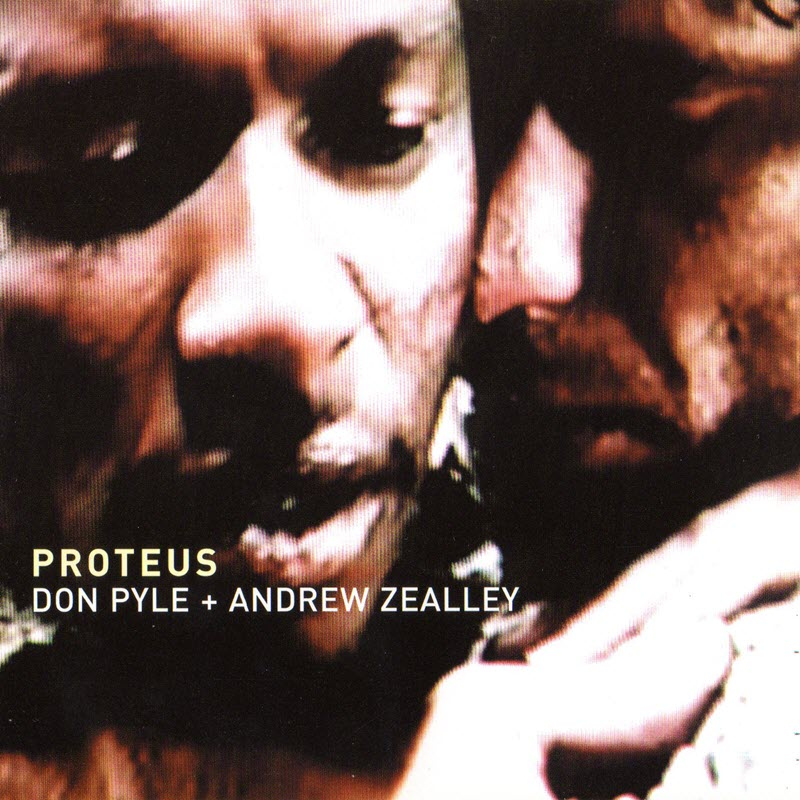 cover of the Proteus soundtrack