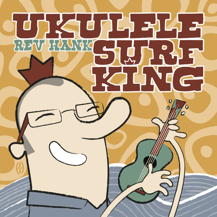 cover of Ukulele Surf King