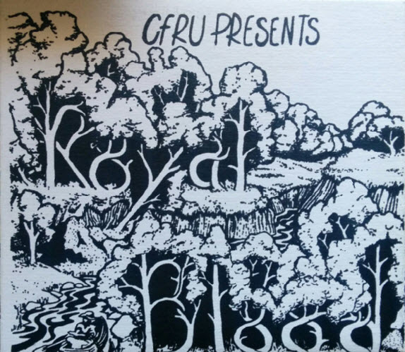 cover of CFRU Presents Royal Blood