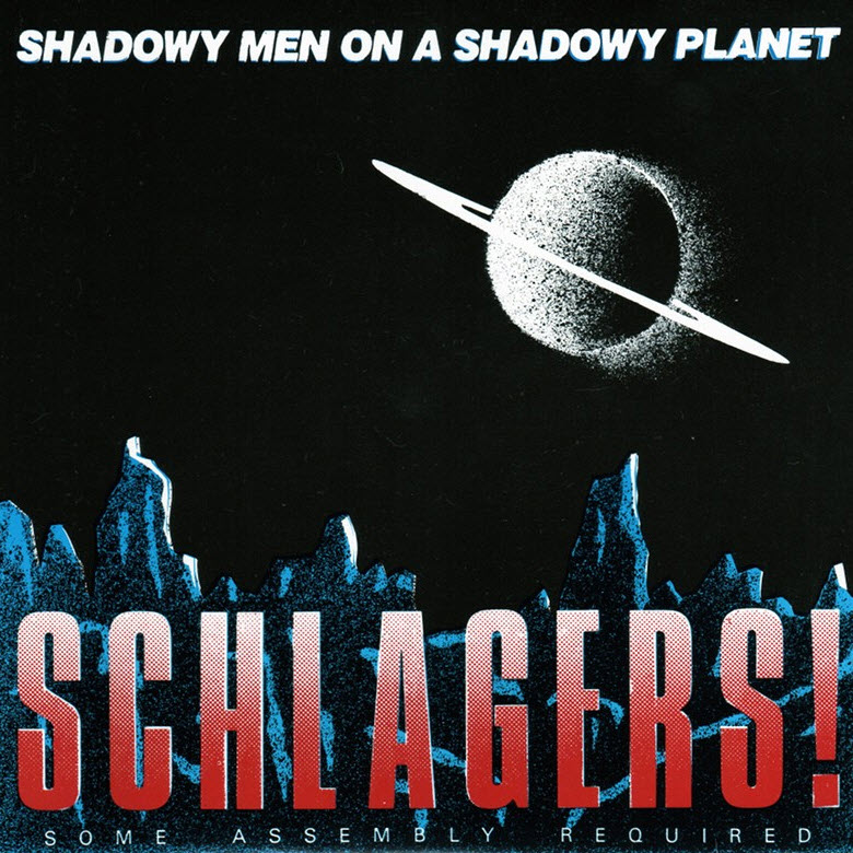 cover of Schlagers!