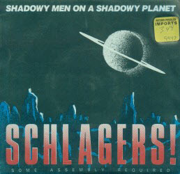 one cover of Schlagers!