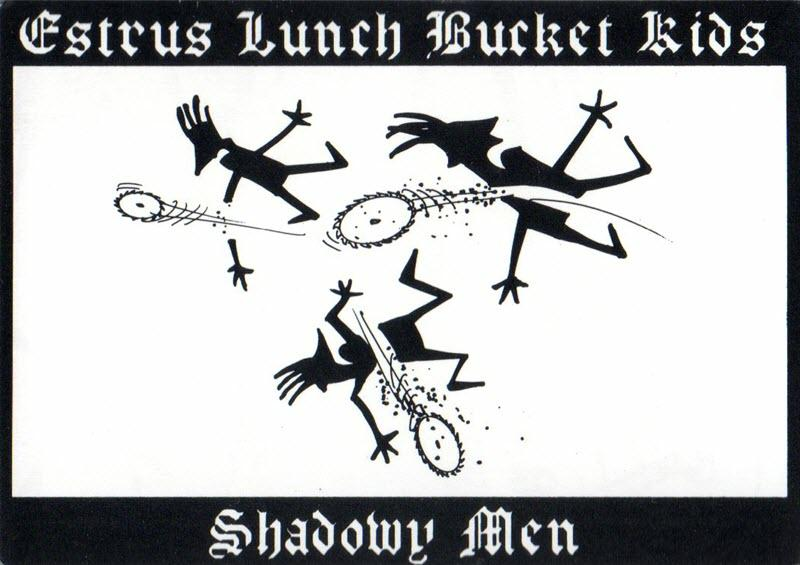 The Estrus Lunch Bucket trading card