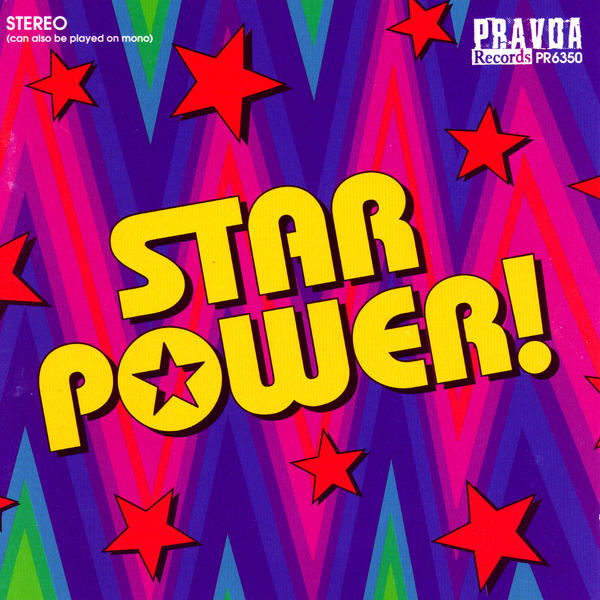 cover of Star Power!