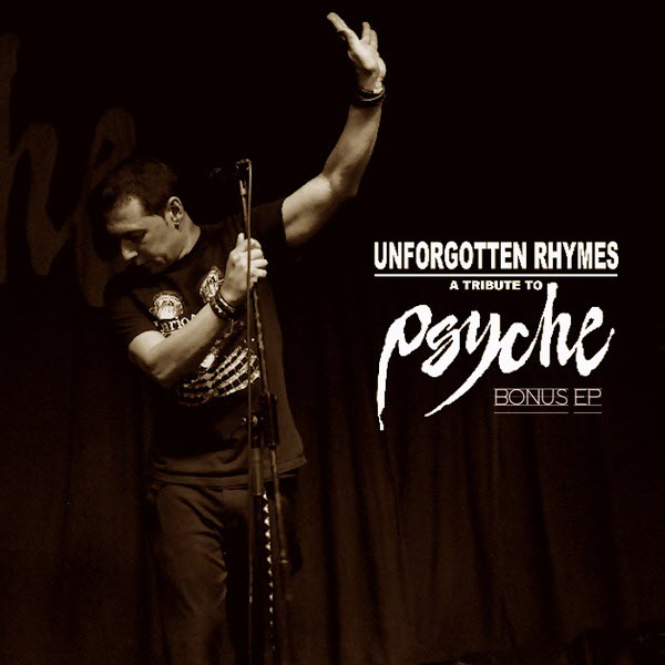 cover of Unforgotten Rhymes EP