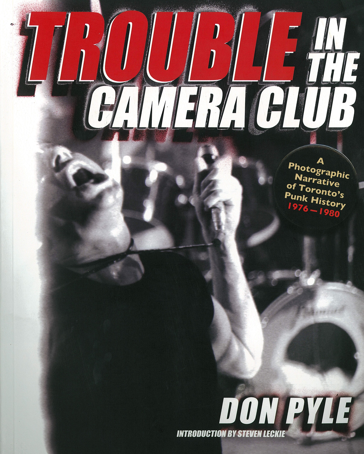 cover of Trouble In The Camera Club